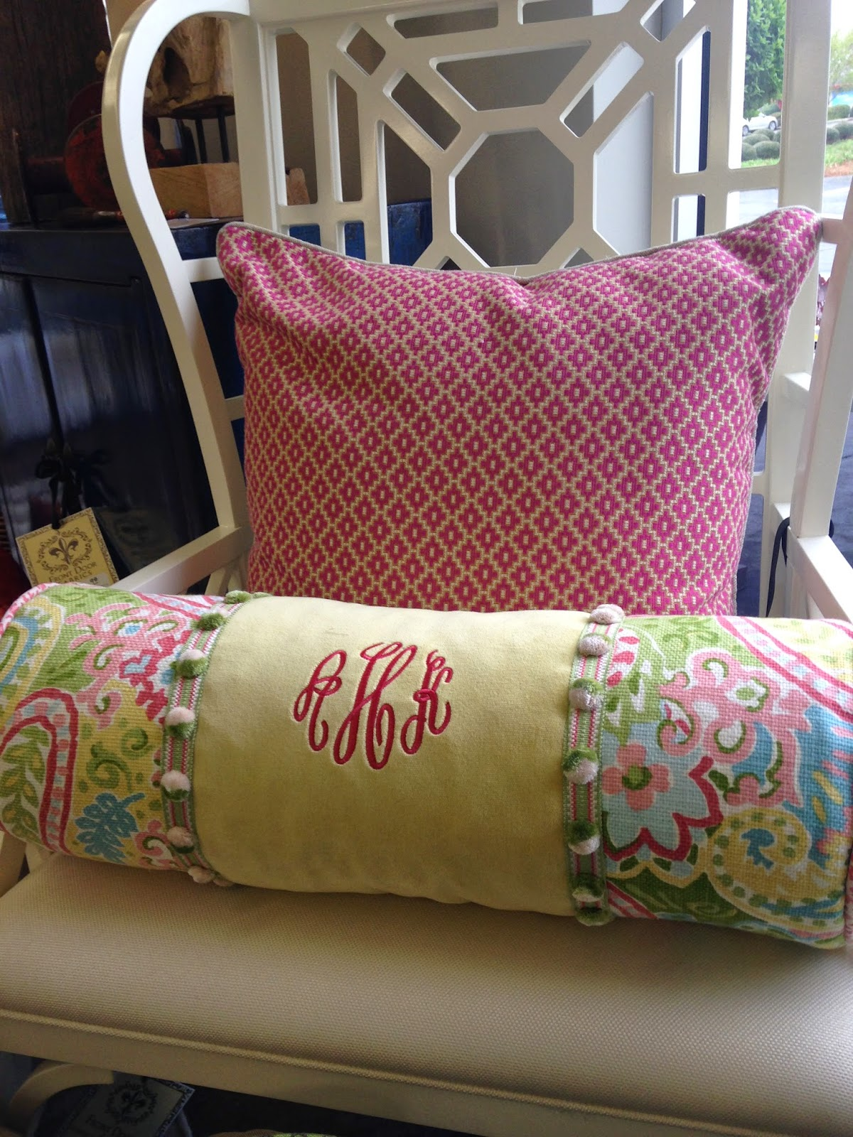 Front Door Files Pillows & Front Door Fabrics and Interiors u2013 Front Door Files: Pillows