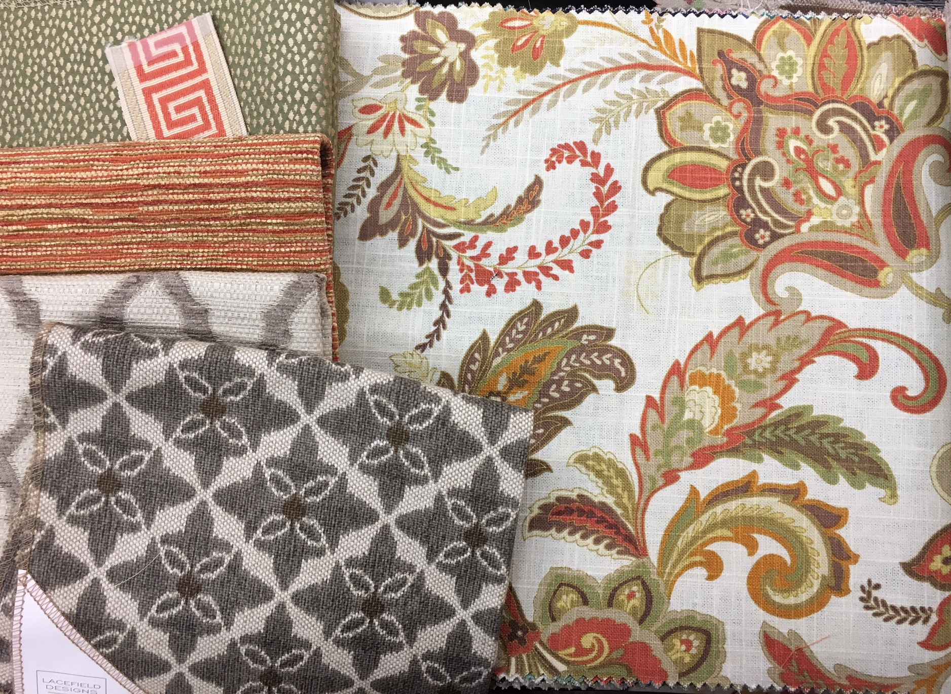 Front Door Fabrics And Interiors From The Designer S