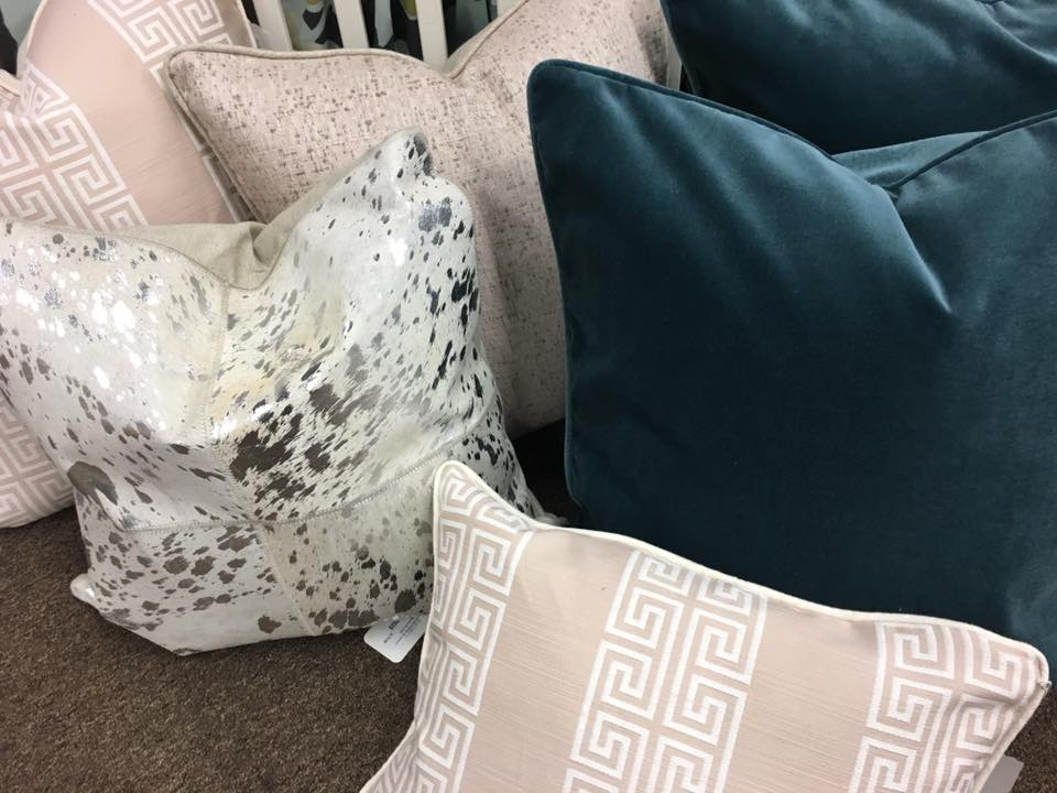 ... An Array Of Fun Mix And Match Coordinating Prints And Patterns That  Would Make The Perfect Spring Spruce Up For Your Bed, Sofa, Or Chair!