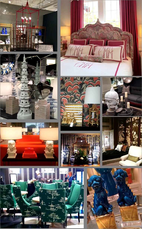 High Point Market Spring 2015: Oriental Influence