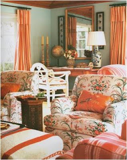 From the Designer's Desk: Coral Chinoiserie