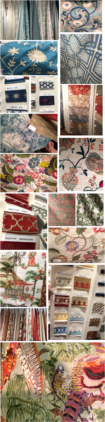 High Point Showtime: Fabric Market