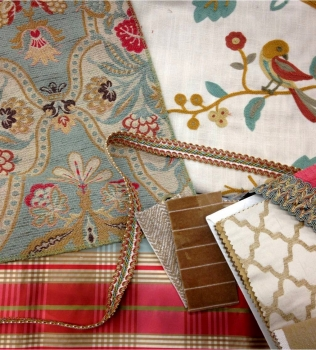 From the Designer's Desk: Chic and Coral