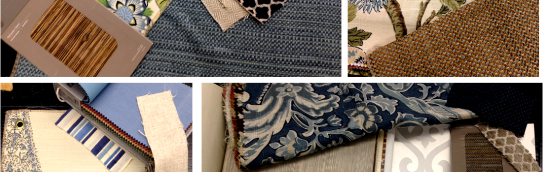 From the Designer's Desk: Nature Inspired Blues and Greens