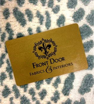 Front Door Gift Cards, Registries, and Wish Lists