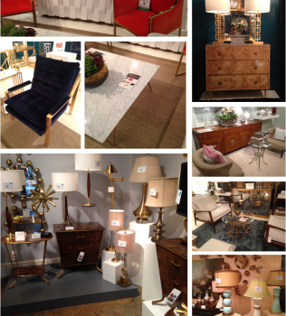 High Point Market Spring 2015: Mad For Mid Century Modern