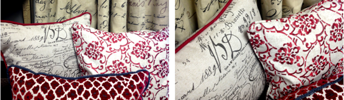 Front Door Files: Pillows