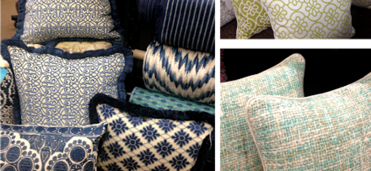 July Pillow Inventory