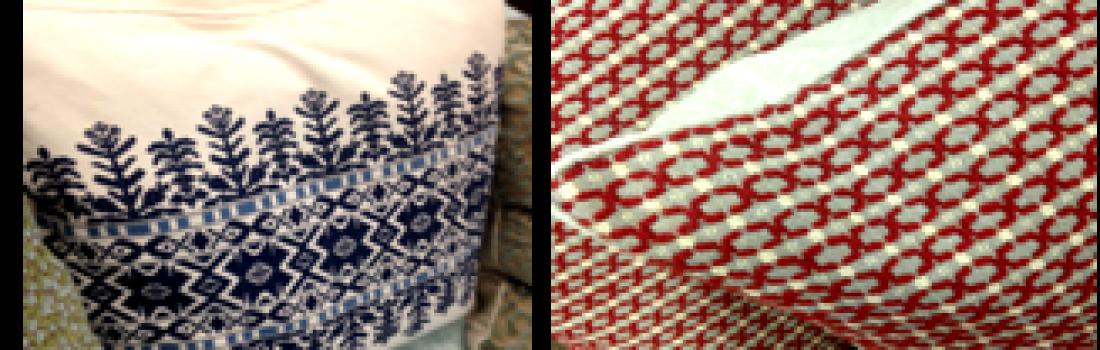 Pillows Galore