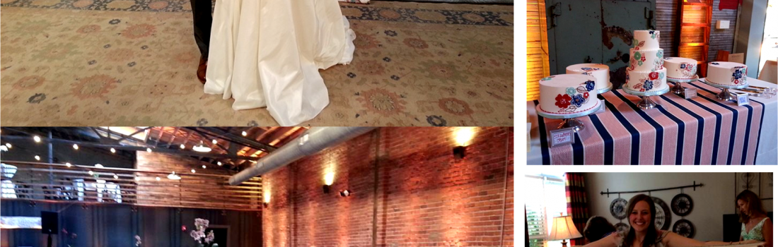 A Front Door Fabrics and Interiors Wedding